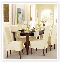 Attrayant Dining Chair Cover Offers Dining Chair Covers ...